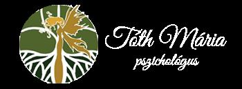 Tóth Mária pszichológus honlapja
