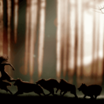 Farkasokkal futó – imagináció
